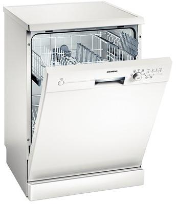 Siemens SN25D200EU Spülmaschine (Weiß)