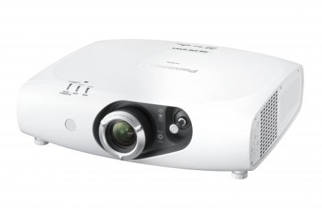 Panasonic PT-RW330E Beamer/Projektor (Weiß)