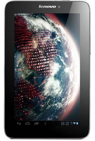 Lenovo IdeaTab A2107 (Schwarz)