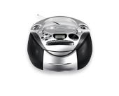 Grundig RRCD 2700 MP3 (Schwarz, Silber)