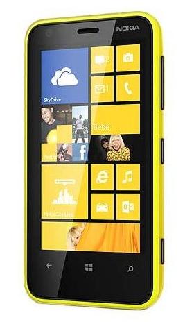 Nokia Lumia 620 Gelb (Gelb)