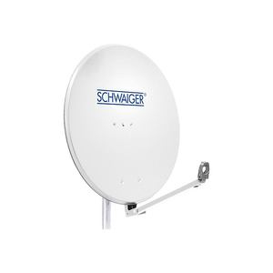 Schwaiger SPI710.0 Satellitenantenna (Weiß)