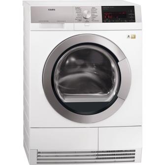 AEG T97689IH Wäschetrockner (Weiß)