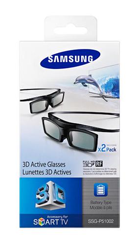 Samsung SSG-P51002 stereoscopische 3D-brille/Fernglas