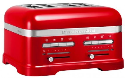 KitchenAid 5KMT4205EER Toaster (Rot)