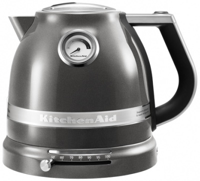 KitchenAid 5KEK1522EMS Wasserkocher (Schwarz)
