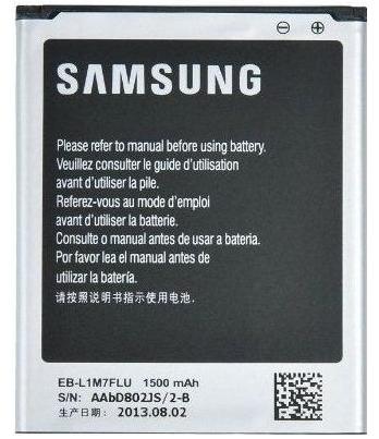 Samsung 1500mAh Li-Ion (Schwarz, Silber)