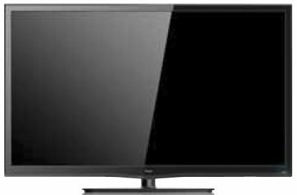 Haier LE32G610CF LED TV (Schwarz)