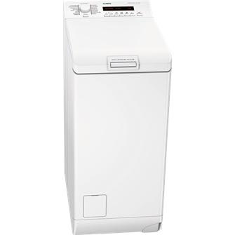 AEG L76265TL3 Freistehend 6kg 1200RPM A+++ Weiß Top-load (Weiß)