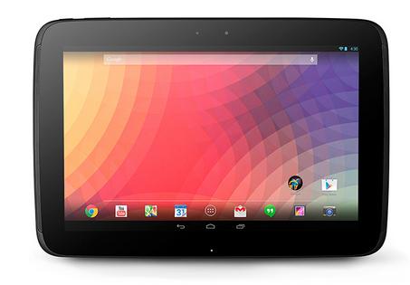 Samsung Nexus 10 (Schwarz)