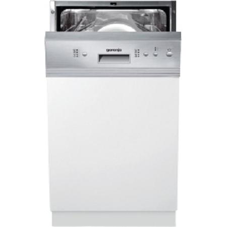 Gorenje GI50110X Countertop 9Stellen A+ Silber, Weiß (Silber, Weiß)
