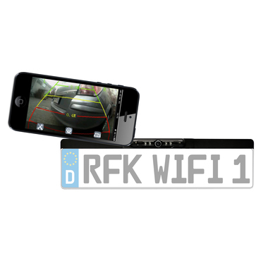 DNT RFK WiFi (Schwarz)