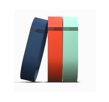 Fitbit FB401BTNT Zubehör für medizinisches Gerät (Grün, Navy, Bräune)