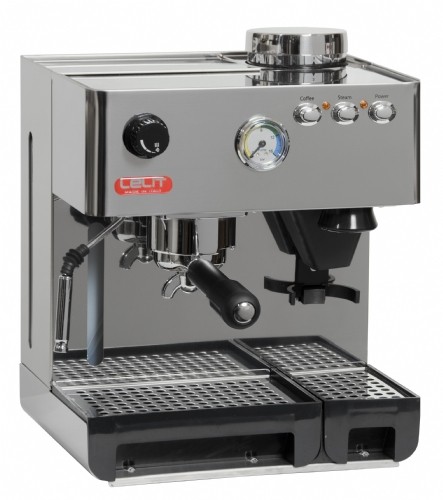 Lelit PL042EM Kaffeemaschine (Edelstahl)