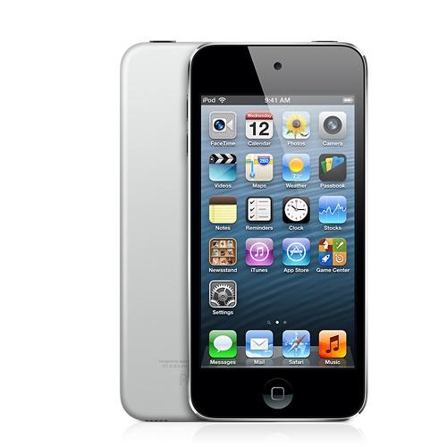 Apple iPod touch 16GB (Schwarz, Silber)