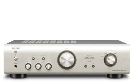 Denon PMA-720AE Hifi-Verstärker (Silber)