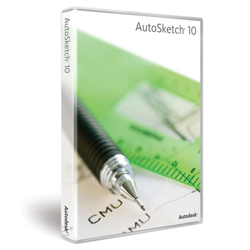 Autodesk AutoSketch 10