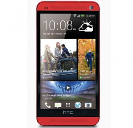 HTC One 99HTT244-00 32GB Rot Smartphone (Rot)