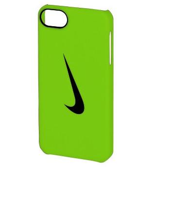 Hama Nike Swoosh Hard Case (Schwarz, Gelb)