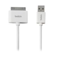 Belkin F2CU005BT3MWH Kabel für Handys (Weiß)
