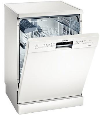 Siemens SN25M209EU Spülmaschine (Weiß)