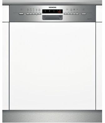 Siemens SN55M509EU Spülmaschine (Edelstahl, Weiß)