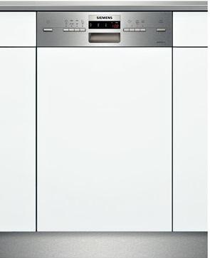 Siemens SR54M530EU Spülmaschine (Weiß)