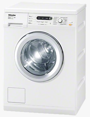 Miele W 5861 WPS Waschmaschine (Weiß)