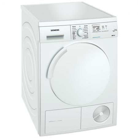 Siemens WT44W5OL Wäschetrockner (Weiß)