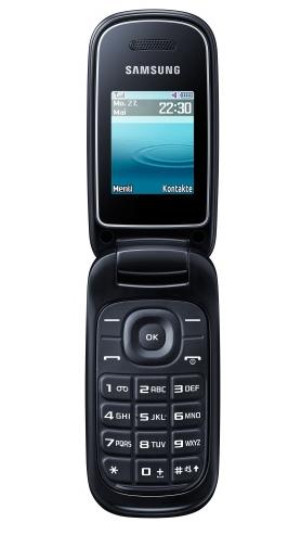 Samsung E1270 (Schwarz)