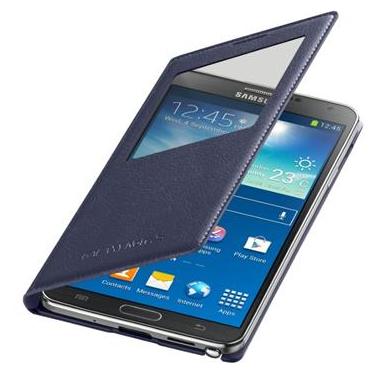 Samsung EF-CN900BVEGWW Handy-Schutzhülle (Violett)