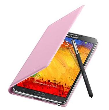 Samsung EF-WN900BIEGWW Handy-Schutzhülle (Pink)