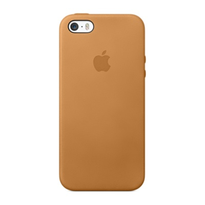 Apple MF041ZM/A Handy-Schutzhülle (Braun)