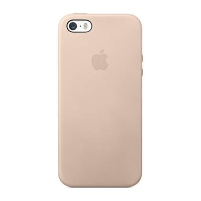 Apple MF042ZM/A Handy-Schutzhülle (Beige)