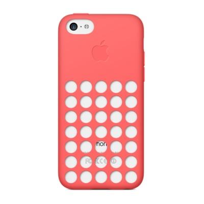 Apple MF036ZM/A Handy-Schutzhülle (Pink)