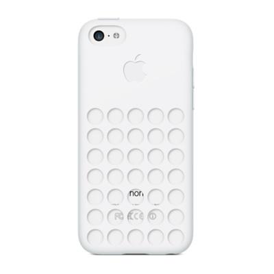 Apple MF039ZM/A Handy-Schutzhülle (Weiß)