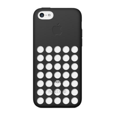 Apple MF040ZM/A Handy-Schutzhülle (Schwarz)