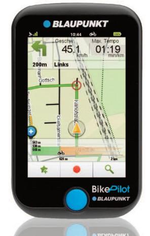 Blaupunkt BikePilot 35 (Schwarz)