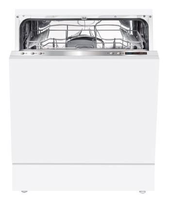 Amica EGSP 14386 V Spülmaschine (Weiß)