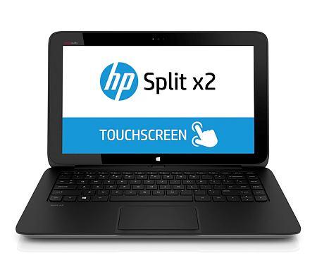 HP Split x2 13-m115sg (Schwarz, Silber)