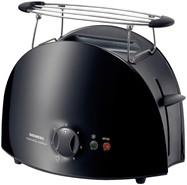 Siemens TT61103 Toaster (Schwarz)