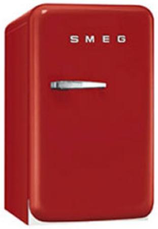 Smeg FAB5RR Kühlschrank (Rot)