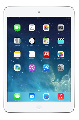 Apple iPad mini 2 16GB 3G 4G Silber (Silber)