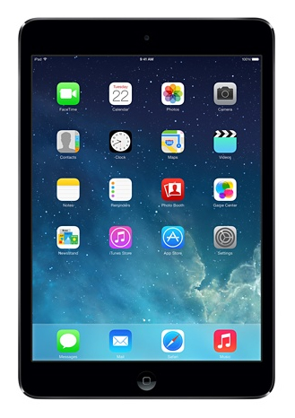 Apple iPad mini 2 128GB Grau (Grau)