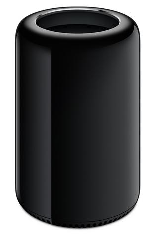 Apple Mac Pro MD878D/A workstation (Schwarz)
