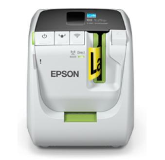 Epson LabelWorks LW-1000P (Grün, Grau)