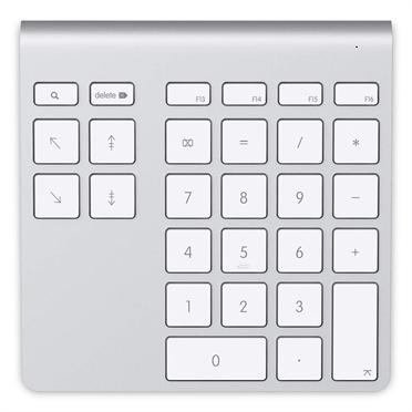 Belkin YourType (Aluminium, Weiß)