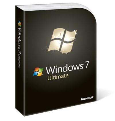 Microsoft Windows 7 Ultimate SP1 32-bit