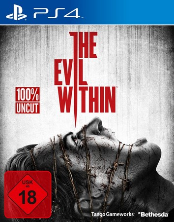 Bethesda The Evil Within, PS4