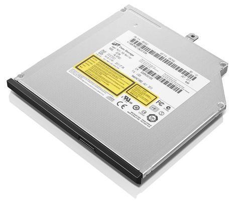 Lenovo ThinkPad Ultrabay 9.5mm (Schwarz, Silber)